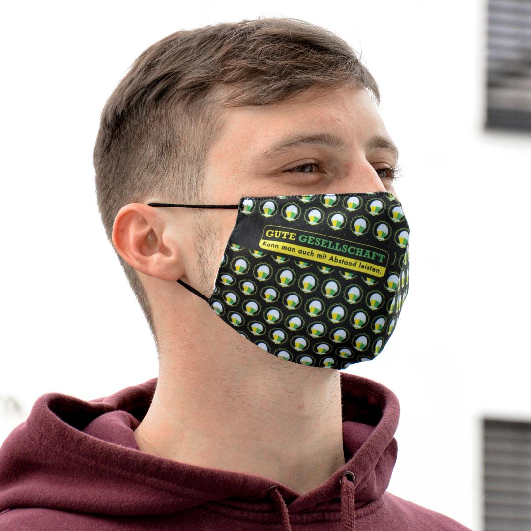 Alltagsmaske 3D  (ab 50 Stk.)