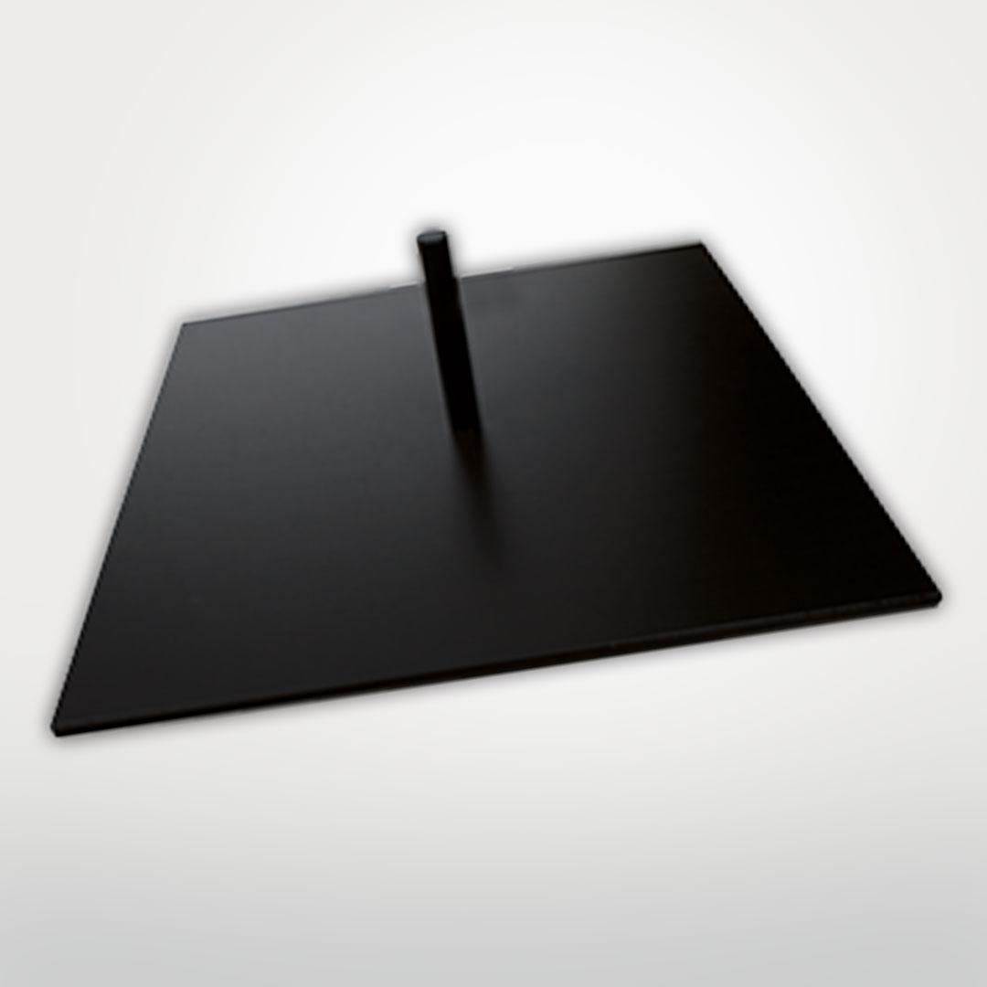 Bodenplatte 40 x 40 cm | 4,7 kg