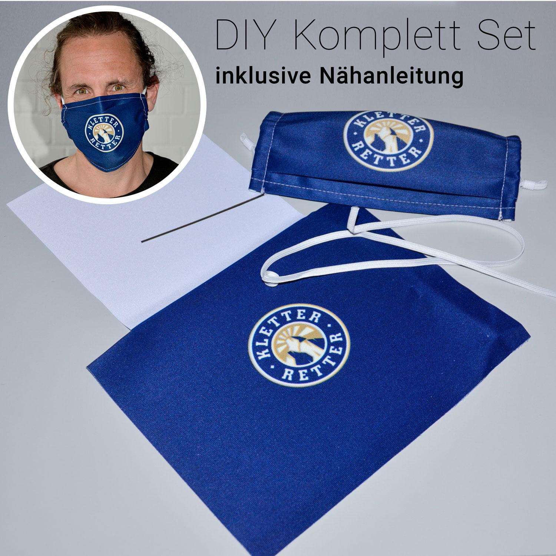 DIY Masken - Nähset (ab 5 Stk.)