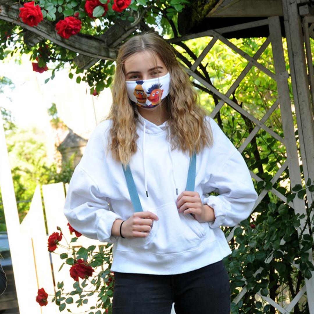 Kindermasken - selbst gestaltet (ab 5 Stk)