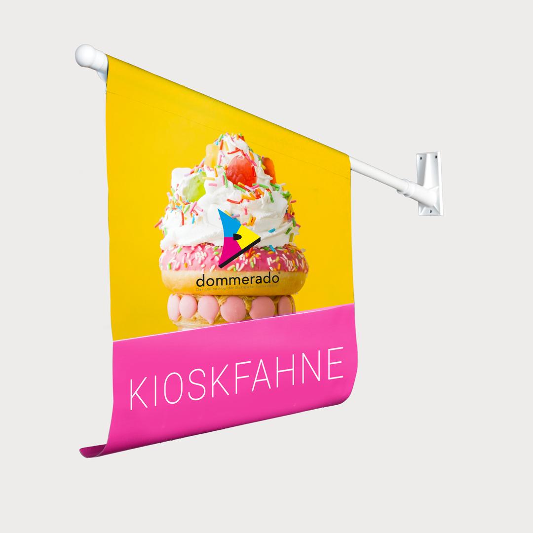 Kioskfahne