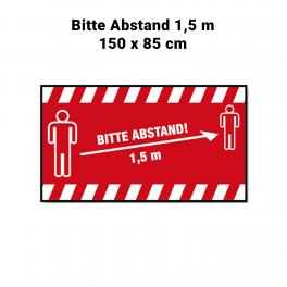 Fußmatte 85 x 150 cm